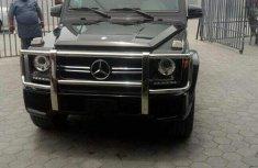 Mercedez-benz G63 2013 Black for sale