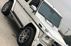 Automatic Black G wagon benz 2015 for sale