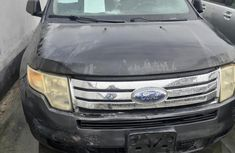 Ford Edge 2009 Gray for sale