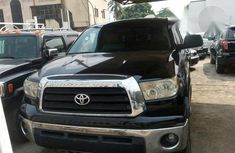 Toyota Tundra 2007 Black for sale