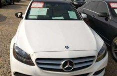 Super Clean White Mercedes Benz 300 C class 2015 for sale cheap for sale