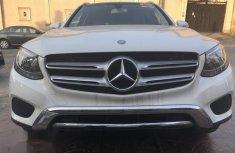 Mercedes Benz GLC 300 2017 White for sale