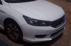 Honda Accord 2014 White for sale