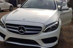Toks Accident Free 2015 Mercedez Benz C300 4matic for sale