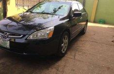 Used Black Honda Accord 2004 for sale