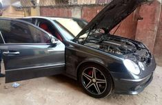Mercedes benz E500 4matic(2011) slightly negotiable for sale