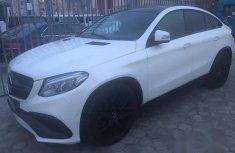 Mercedez-benz Gle 2016 White for sale