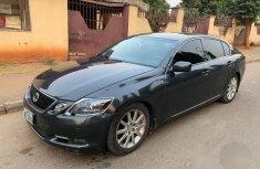 Lexus GS 2008 Black for sale