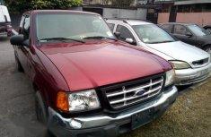 Ford Ranger 2002 Red for sale