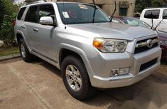 Toyota 4runner 2010 Silver for sale