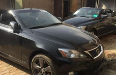 Lexus IS 350 2011 Black for sale