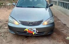 Neatly Used Toyota Camry 2005 Big Daddy for sale