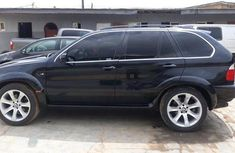 BMW X5 2002 4.6 IS Black for sale