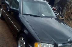 Mercedes-Benz C230 1998 Black for sale
