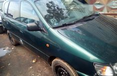 Clean Clean Tokunbo Toyota Picnic 2005 Green for sale