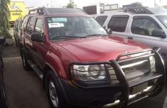Nissan Xterra 2003 Red for sale