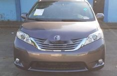 Toyota Sienna 2012 Automatic Petrol for sale