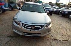 Honda Accord Sedan EX-L 2012 Silver for sale