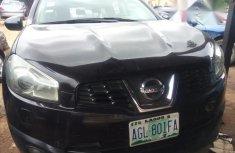 Nissan Qashqai 2012/013 Black for sale