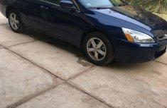 Honda Accord 2003 Automatic Bluefor sale