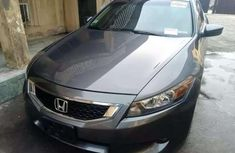 Tincan Cleared Tokunbo Honda Accord Coupe V6, 2010 Model for sale