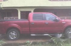 Ford F150 2008 Red for sale