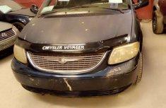 Chrysler voyager petroleum engine 98000 km for sale