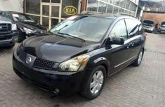 2006 Nissan Quest Neatly used and well maintained naija used for sale