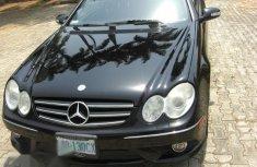 Mercedes-Benz CLK 2006 500 Coupe Automatic Black for sale