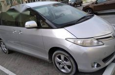 Toyota Previa 2012 Silver for sale