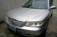 Hyundai Azera 2008 Silver for sale