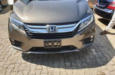 New Honda Odyssey 2018 Brown for sale