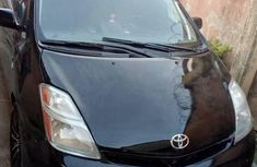 Toyota Prius 2007 Hybrid 1.5 Black for sale