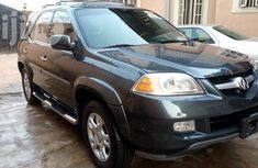 Clean Acura MDX Sport 2006 Blue for sale