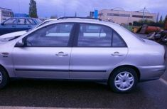 Fiat Marea 2001 Gray for sale