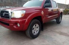 Toyota Tacoma 2007 model double cabin automatic for sale