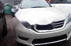 Honda Accord 2013 Petrol Automatic White for sale