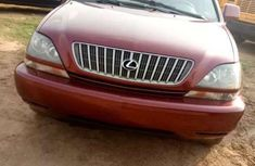 Super clean Lexus RX 300 with perfect engine and gear. for sale