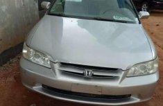 Toks Honda Accord 2001 for sale