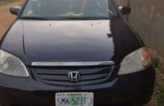 Black Honda Civic 2002 for sale
