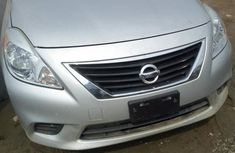 New Nissan Versa 2014 Silver for sale