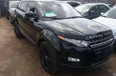 2015 Range Rover Evoque Black for sale