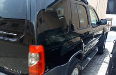 Nissan Xterra 2004 Black for sale
