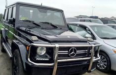 Mercedes-Benz G63 2014 Petrol Automatic Black for sale