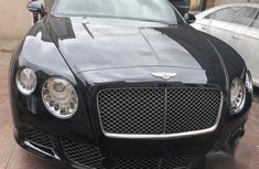 Bentley GT Continental 2013 Black for sale