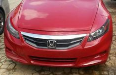 Honda Accord 2012 Red for sale