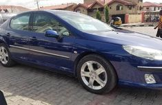Almost brand new Peugeot 407 Petrol for sale