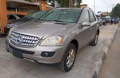 Mercedes Benz ml350 model 2006 tokunbo for sale