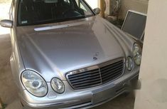 Mercedes-Benz E320 2004 Silver for sale