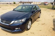 Honda Accord 2014 Blue for sale